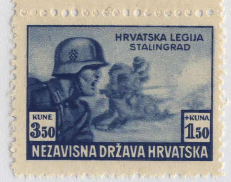 Stamp_Croatian_Legion (467x368, 146Kb)