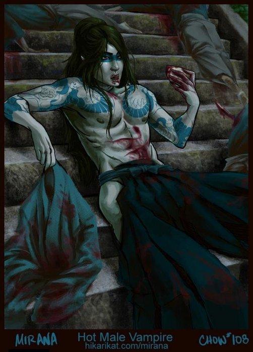 vampire lacerator by steveargyle - photo #21