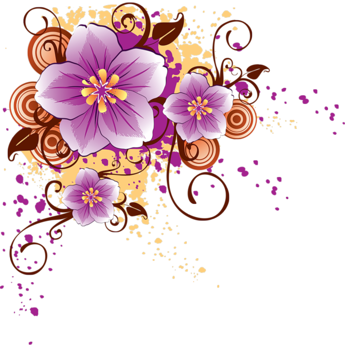 Картинки анимашки цветы бесплатно 4