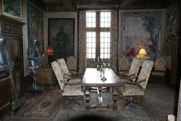 Замок Бейнак (Chateau de Beynac) 36061