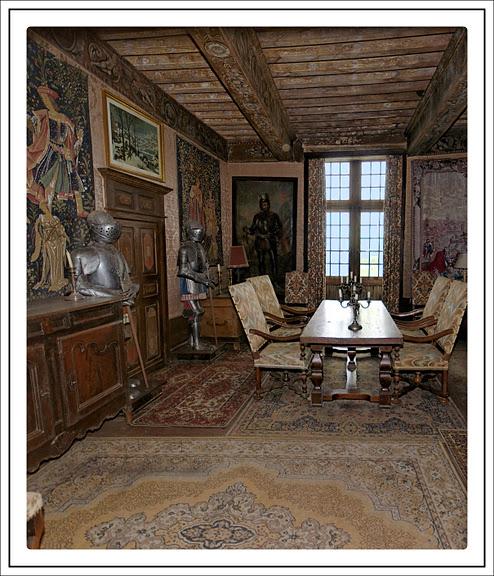 Замок Бейнак (Chateau de Beynac) 98469