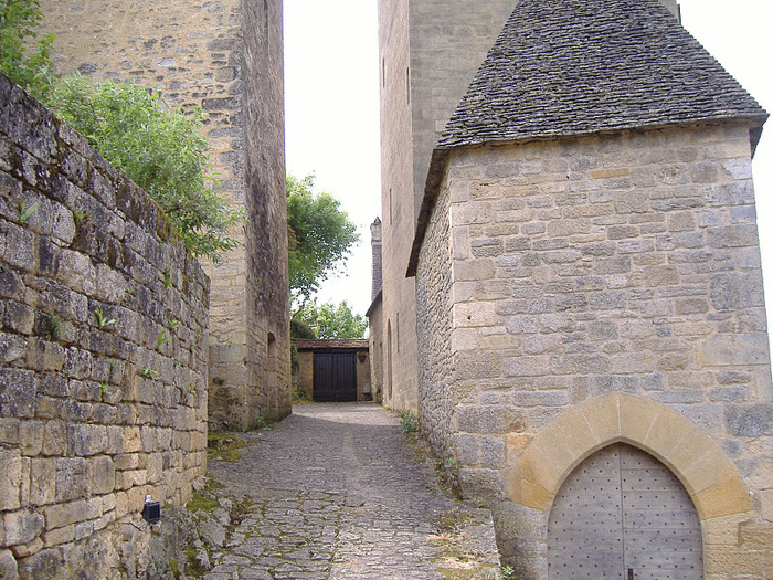 Замок Бейнак (Chateau de Beynac) 19969