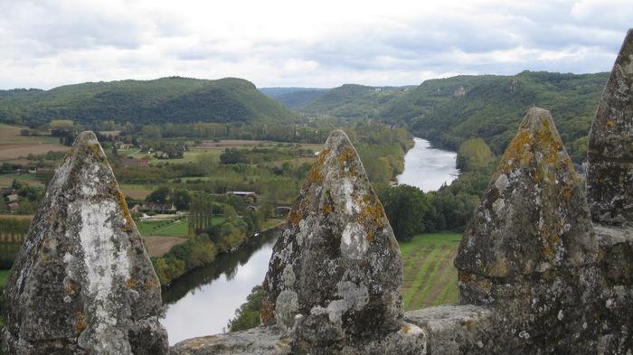 Замок Бейнак (Chateau de Beynac) 80507