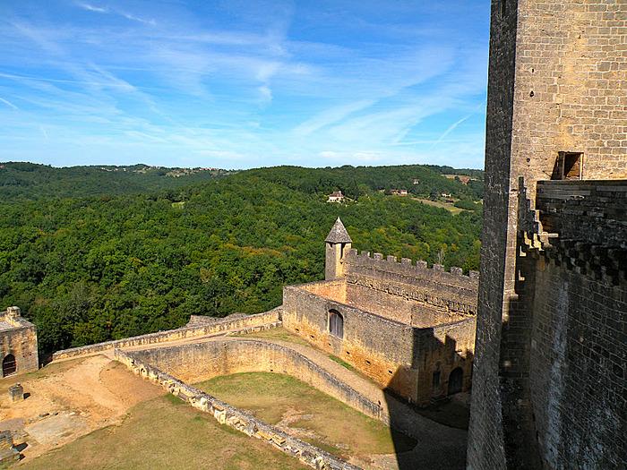 Замок Бейнак (Chateau de Beynac) 58895