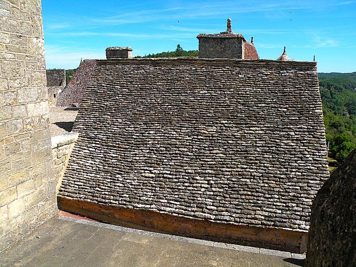 Замок Бейнак (Chateau de Beynac) 65134
