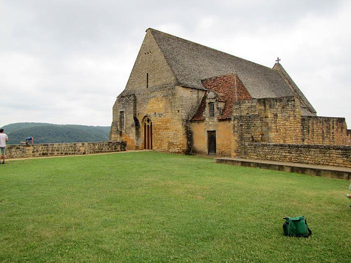 Замок Бейнак (Chateau de Beynac) 23153