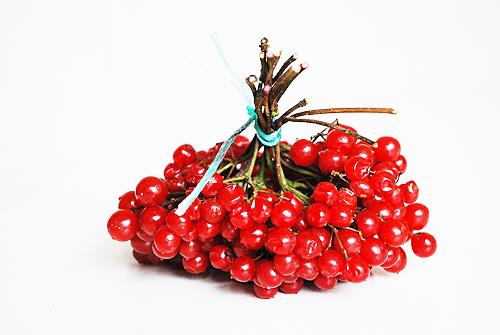 Из калины издавна варили кисели и компоты, толкли её с медом, делали мармелад, смешивая с яблочным пюре.