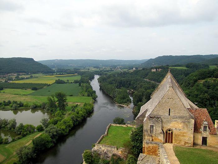 Замок Бейнак (Chateau de Beynac) 67762