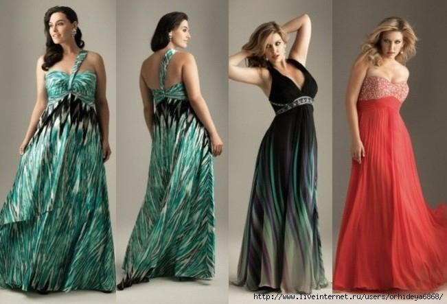 Стильные-платья-для-полных1-e1296840686470 (651x443, 165Kb)