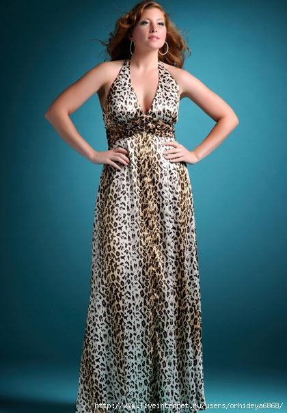фасоны платьев 2012 фото