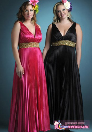 шифоновые платья в пол