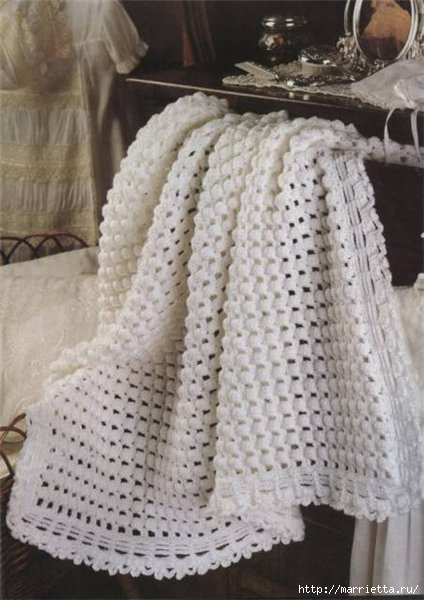 Вязание для малышей и новорожденных.  Бесплатные схемы вязания спицами для девочки и для мальчика.