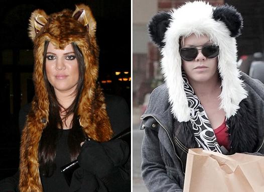 Что ж ты за зверь-то такой, или какие шапки нынче в моде?