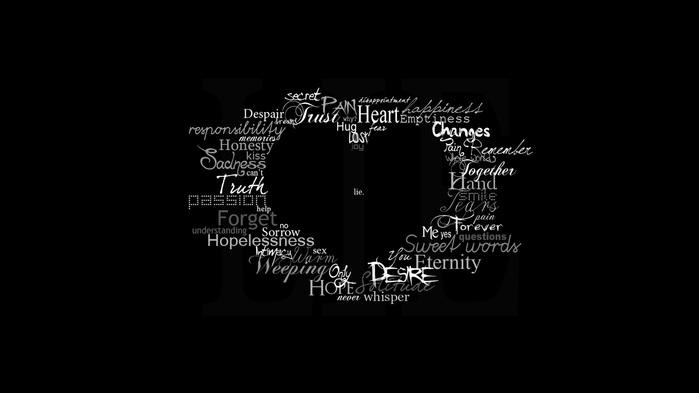 Красивые буквы люблю