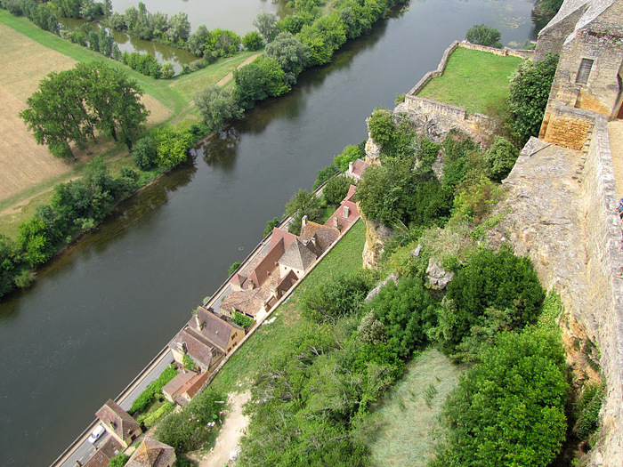 Замок Бейнак (Chateau de Beynac) 52908