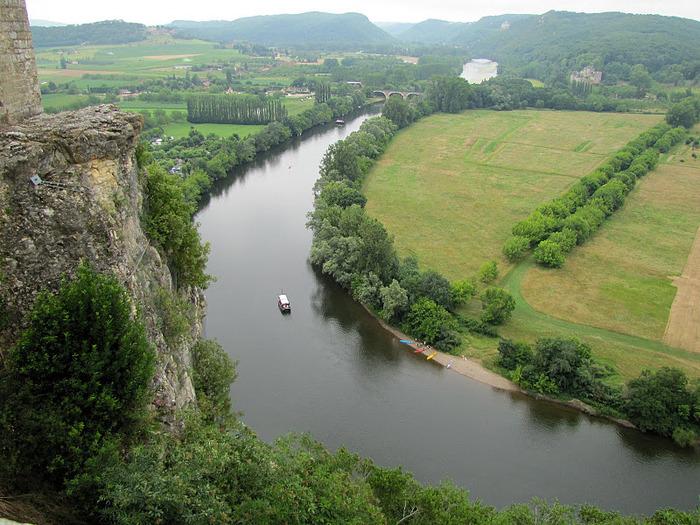 Замок Бейнак (Chateau de Beynac) 68854
