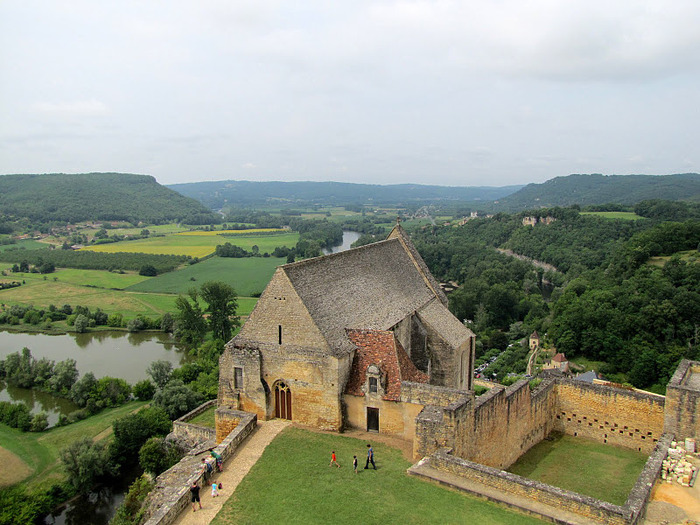 Замок Бейнак (Chateau de Beynac) 27173