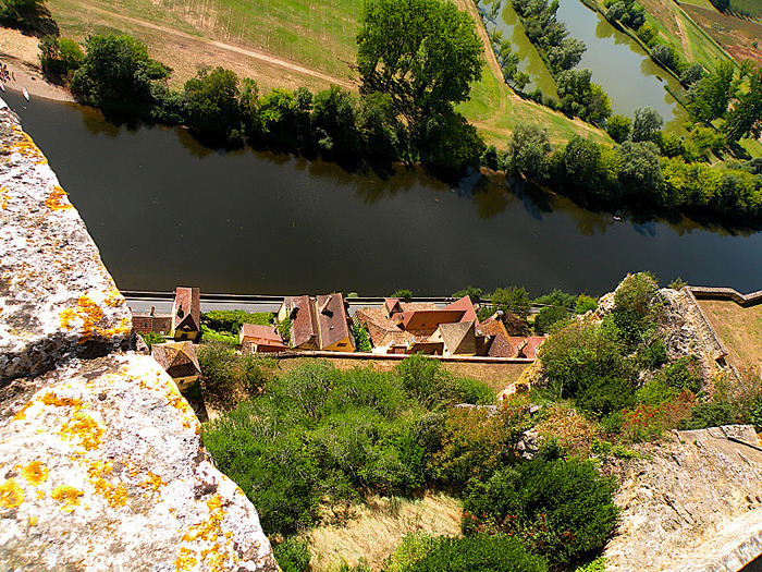 Замок Бейнак (Chateau de Beynac) 75735