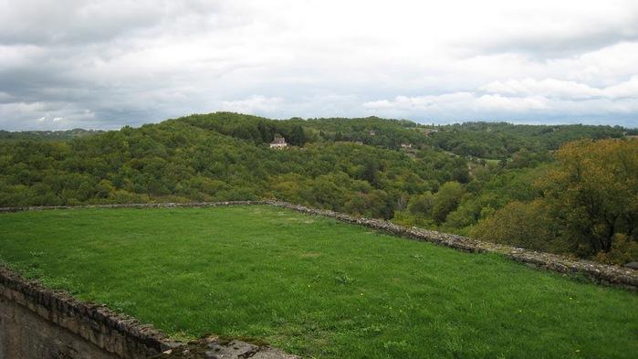Замок Бейнак (Chateau de Beynac) 73405