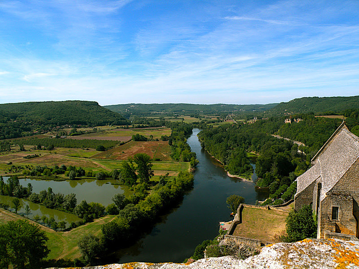 Замок Бейнак (Chateau de Beynac) 95277