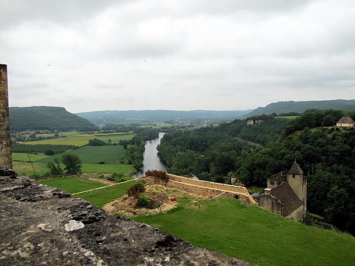 Замок Бейнак (Chateau de Beynac) 84103