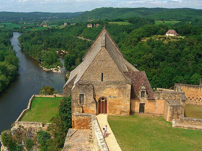 Замок Бейнак (Chateau de Beynac) 81748
