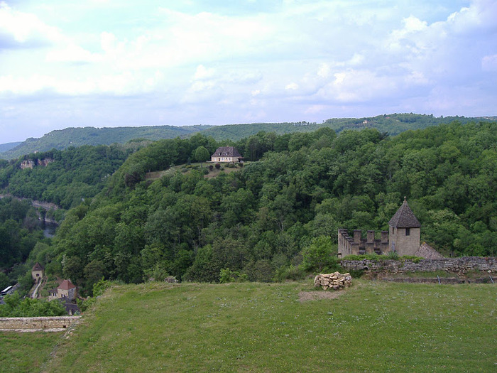 Замок Бейнак (Chateau de Beynac) 47772