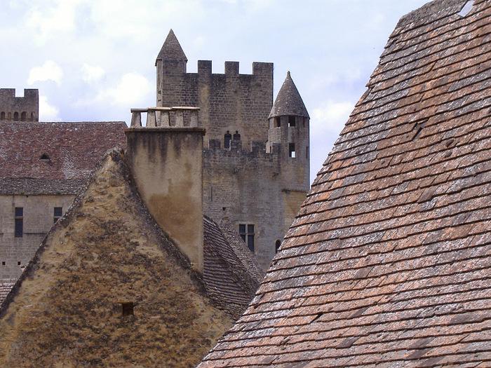 Замок Бейнак (Chateau de Beynac) 17139