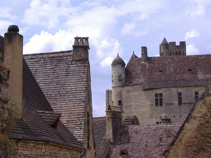 Замок Бейнак (Chateau de Beynac) 40341
