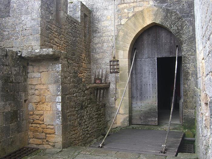 Замок Бейнак (Chateau de Beynac) 95104
