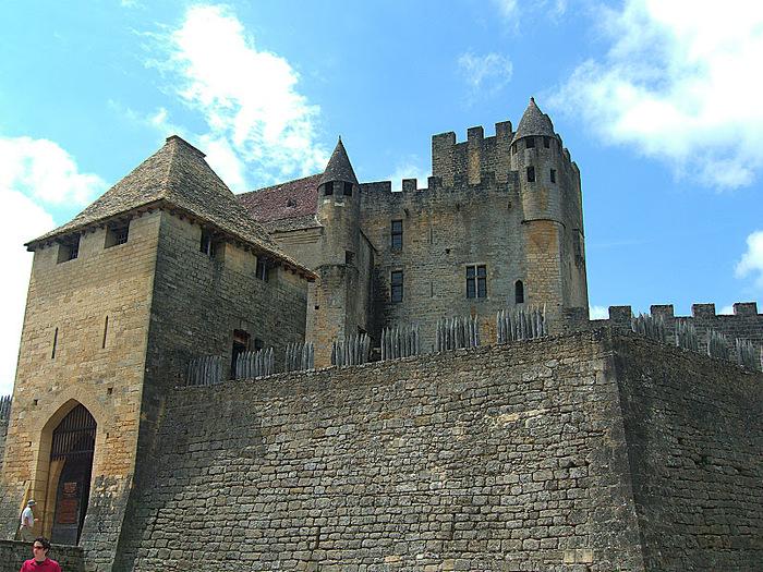 Замок Бейнак (Chateau de Beynac) 29938