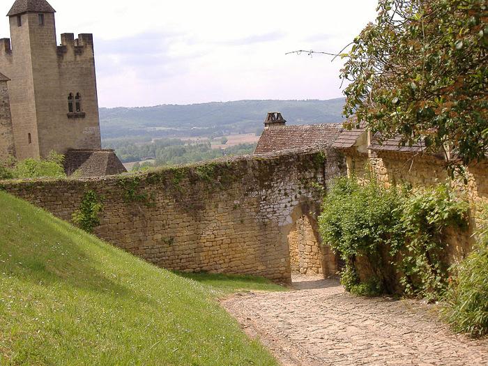 Замок Бейнак (Chateau de Beynac) 82723