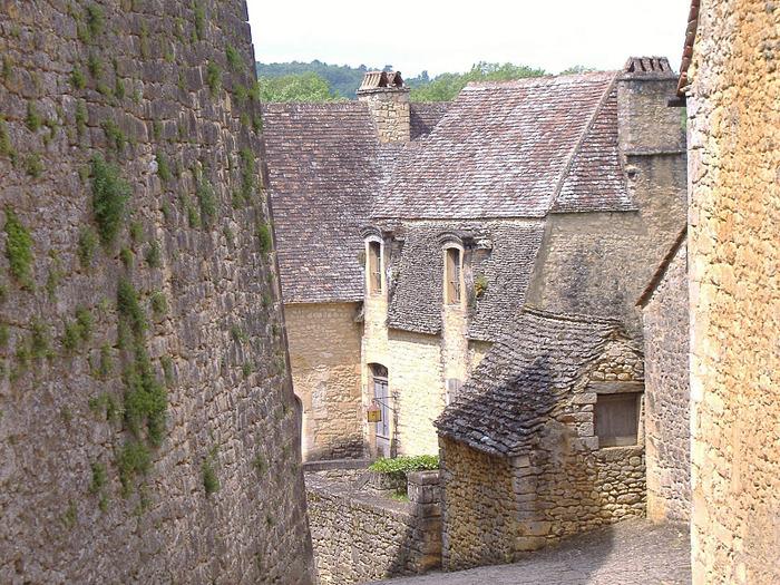 Замок Бейнак (Chateau de Beynac) 30720