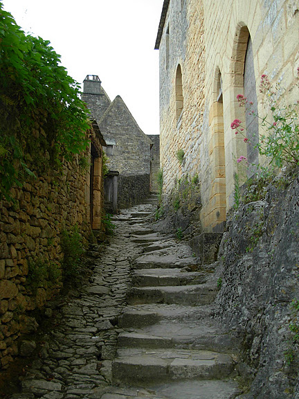 Замок Бейнак (Chateau de Beynac) 21215