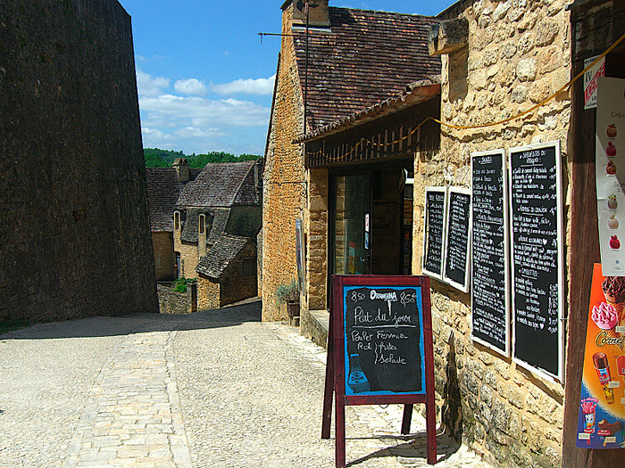 Замок Бейнак (Chateau de Beynac) 40966