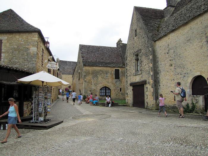 Замок Бейнак (Chateau de Beynac) 63593