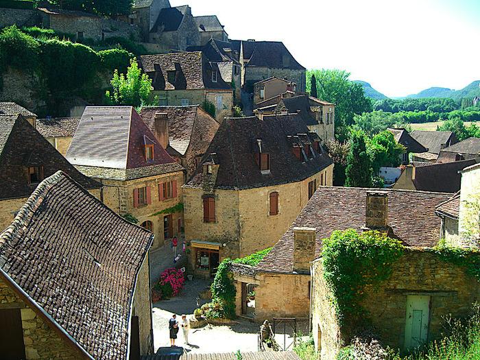 Замок Бейнак (Chateau de Beynac) 59702