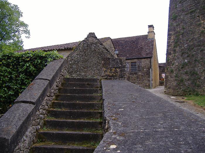 Замок Бейнак (Chateau de Beynac) 81362