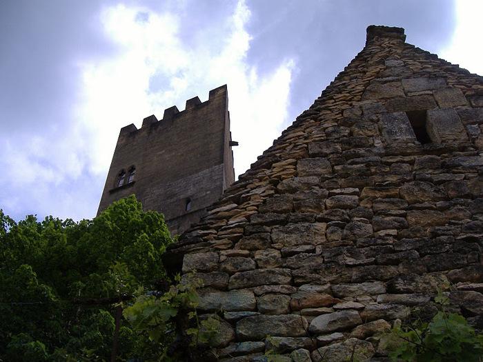 Замок Бейнак (Chateau de Beynac) 46679