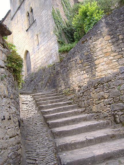 Замок Бейнак (Chateau de Beynac) 74075