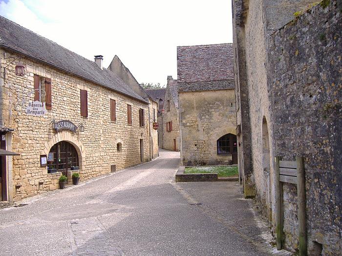 Замок Бейнак (Chateau de Beynac) 66035