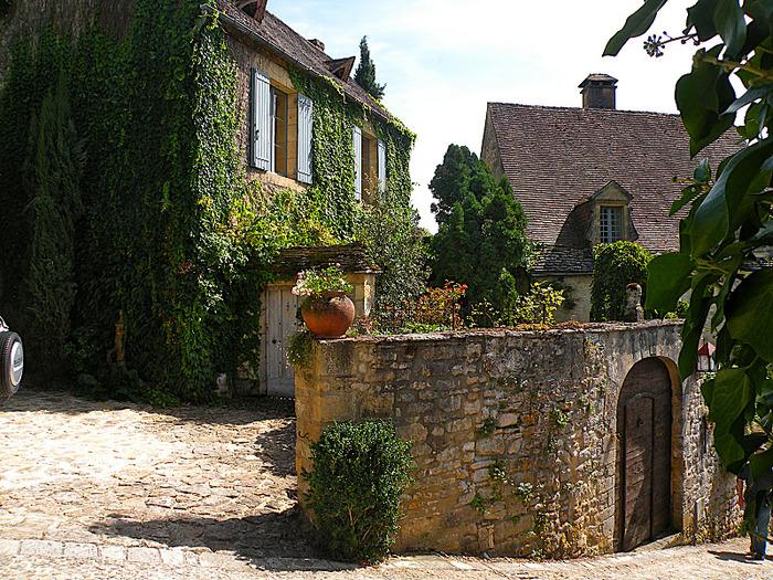 Замок Бейнак (Chateau de Beynac) 10247