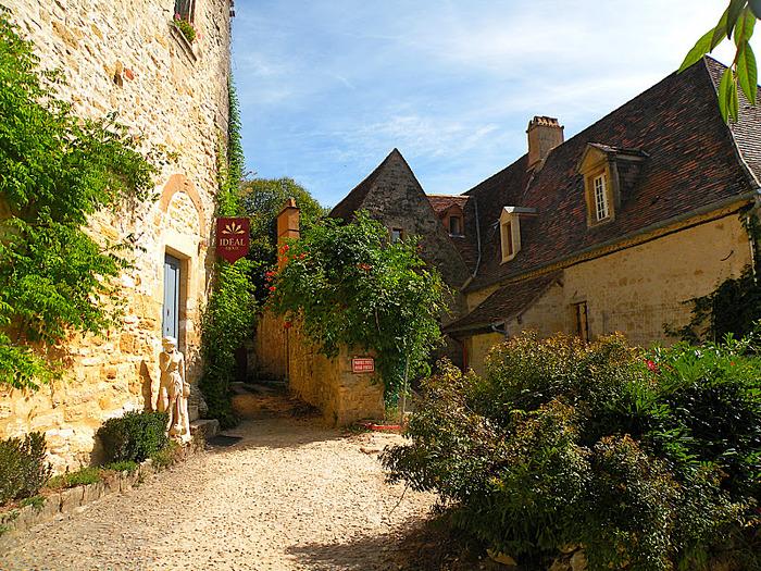 Замок Бейнак (Chateau de Beynac) 81122