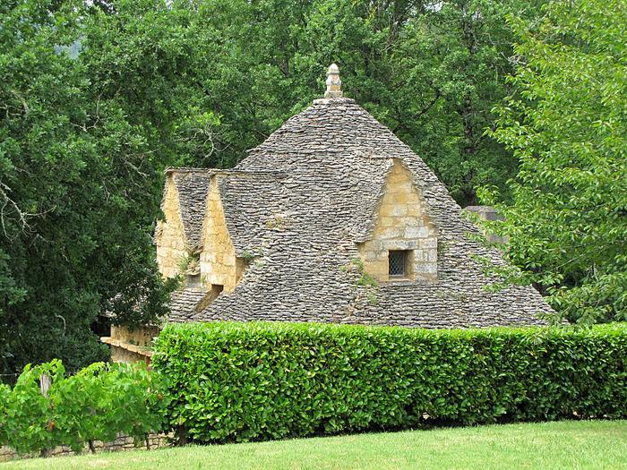 Замок Бейнак (Chateau de Beynac) 51780