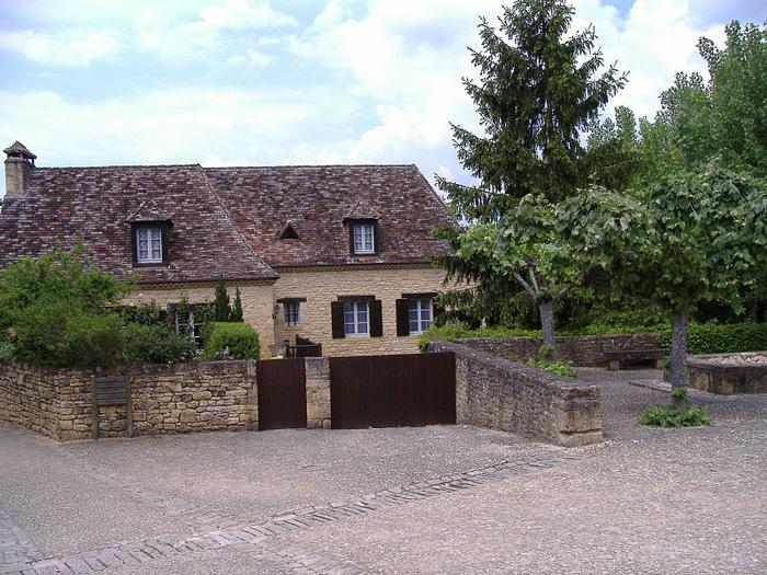 Замок Бейнак (Chateau de Beynac) 45203
