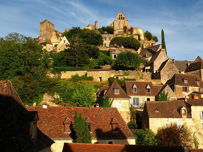 Замок Бейнак (Chateau de Beynac) 57545