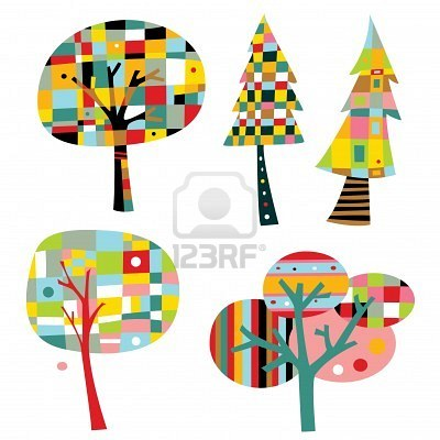 7461531-colorful-trees-in-a-simple-geometric-style (400x400, 34Kb)