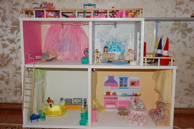 Часть 5 - Домик для куклы и
