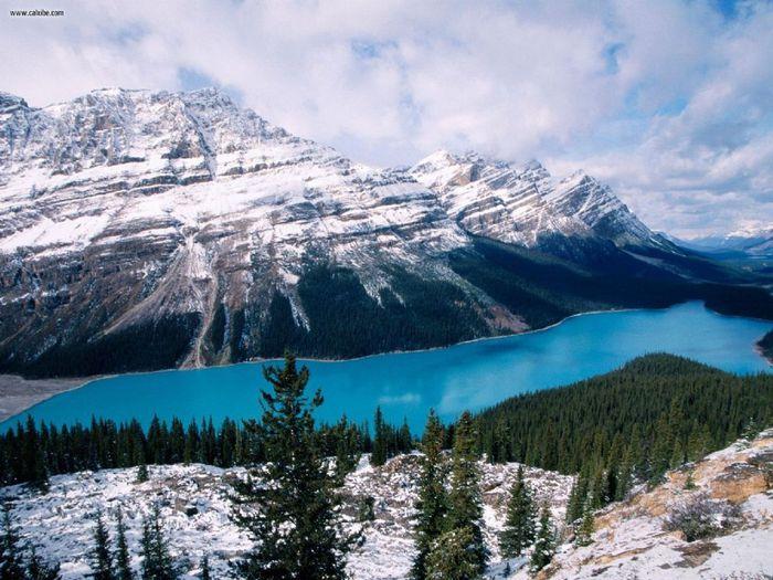 Лучшие национальные парки мира - Банф