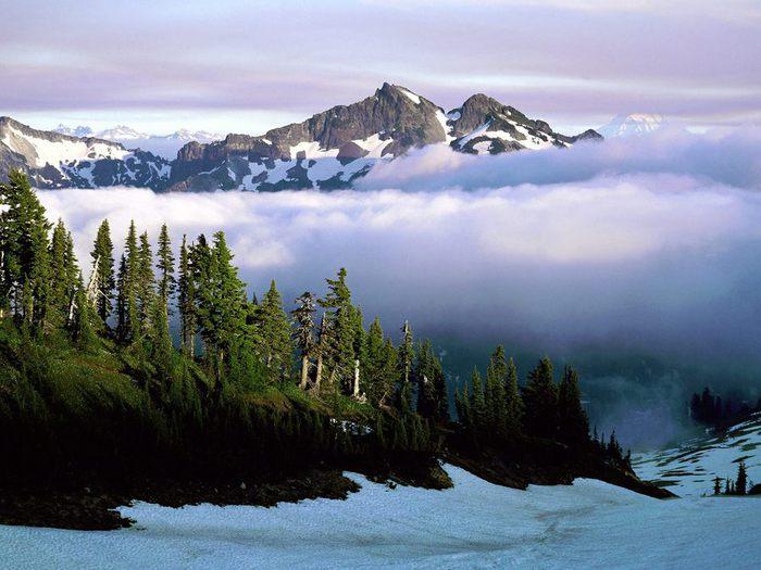 Лучшие национальные парки мира - Йеллоустон